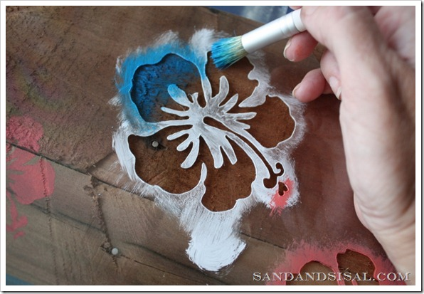 Painting stencils