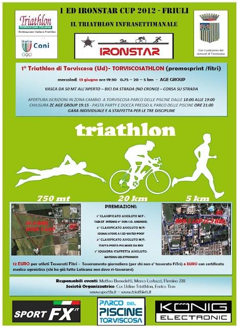 Fitri Calendario Gare.1 Torviscosathlon 2012