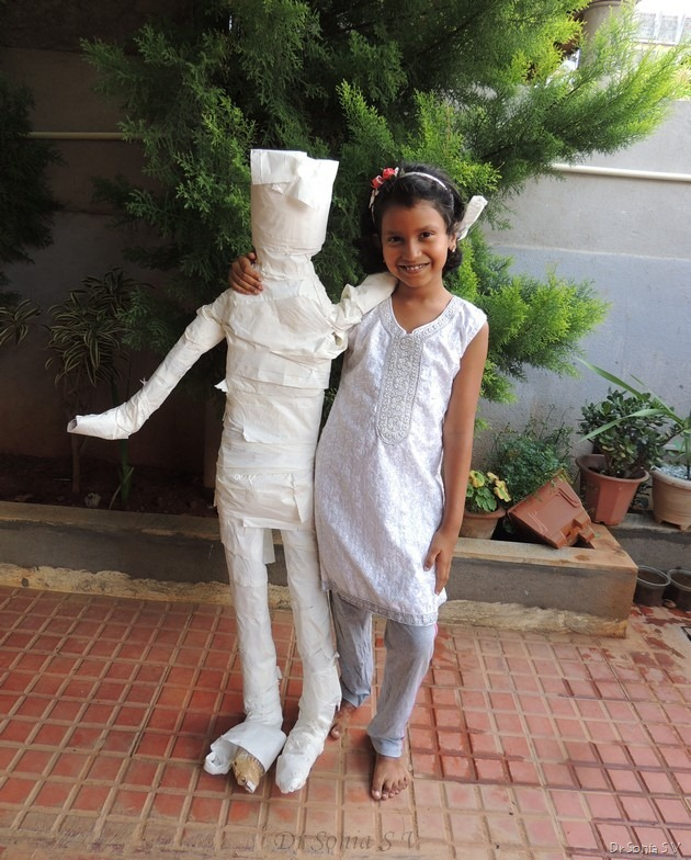 Mummy Crafts 9
