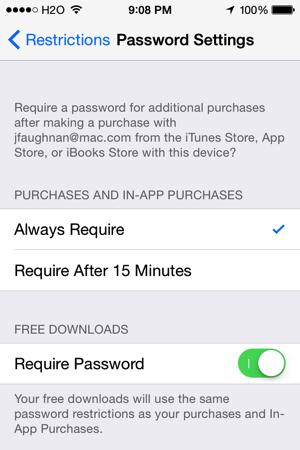 Gordon's Tech: iOS 8 3 took away one of my favorite parental