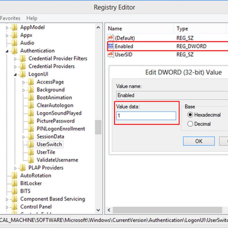 How to Prevent User Auto Login in Windows 8 - Instant Fundas