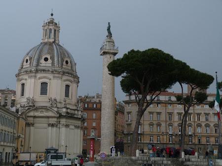 Obiective turistice Roma: Columna lui Traian
