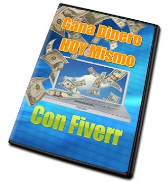 GANA DINERO HOY MISMO CON FIVERR [ Curso ] – Aprende una forma real, fácil y rápida para ganar dinero en internet