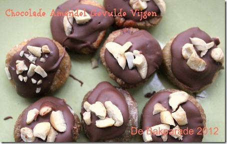 Chocolade Amandel Gevulde Vijgen