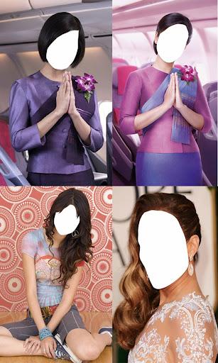 Hostess Singer Face Changer