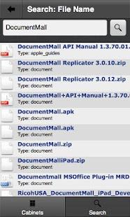 DocumentMall- screenshot thumbnail