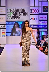 Pakistan's third fashion week FPW 3 201217