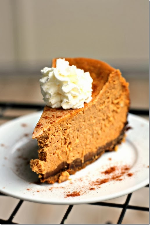 Pumpkin Cheesecake3