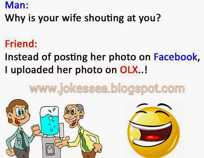 Husband Instead Of I Posting Her Photo On Facebook I Upload Her Photo On Olx
