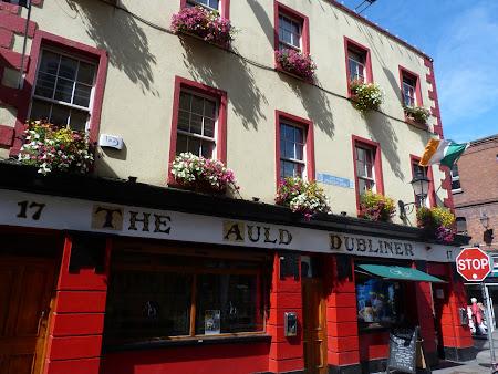 Obiective turistice Dublin: Temple bar