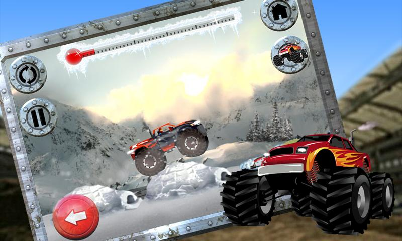Top Truck Free - screenshot