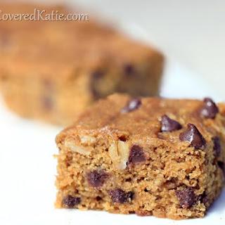 Oatmeal Chocolate Chip Cookie Bars.