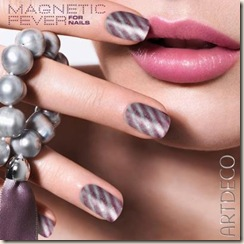 Magnetic Fever for Nails