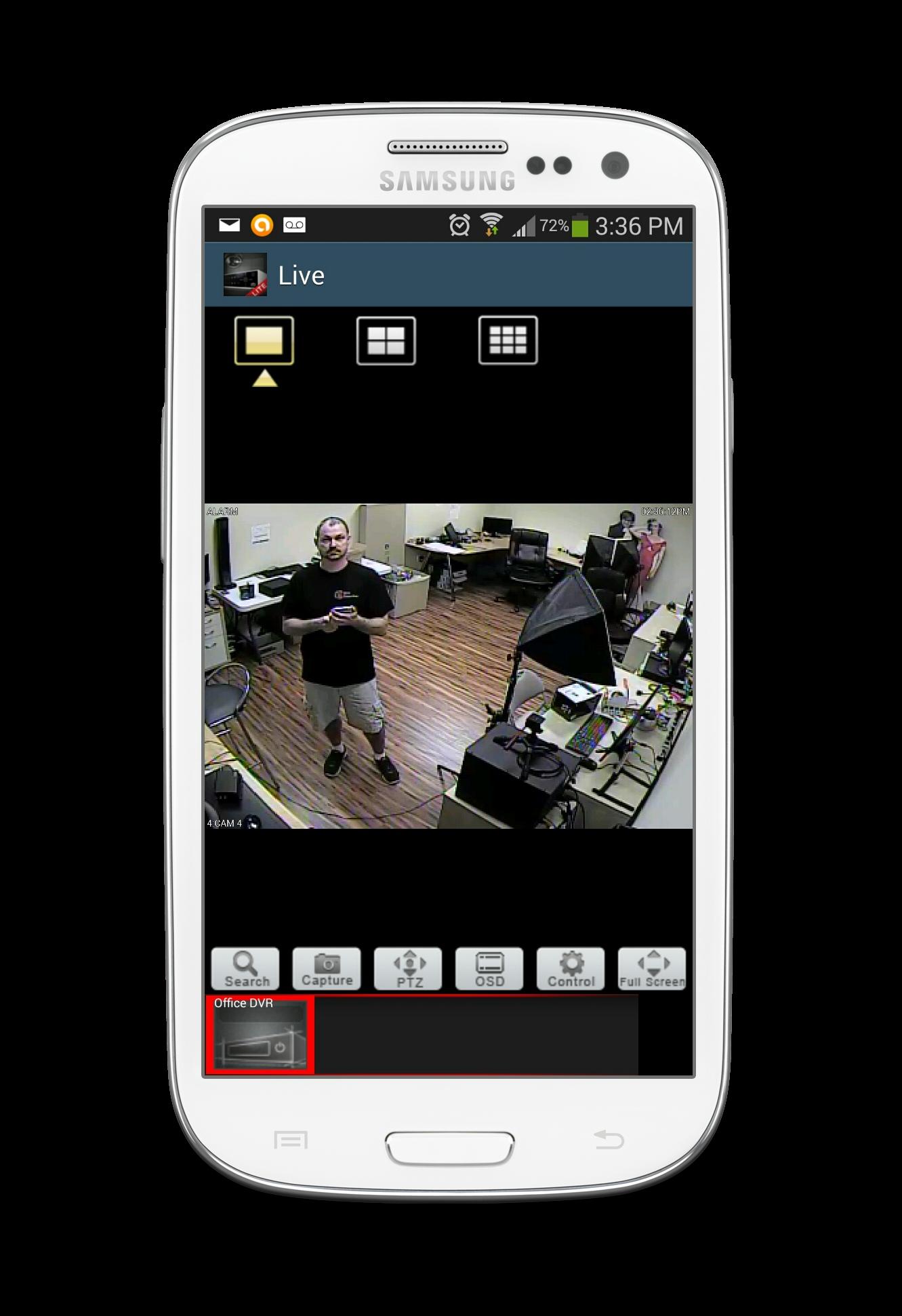 Iphone Video Surveillance Cameras