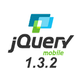 jQuery mobile 1.3.2 Demos&docs