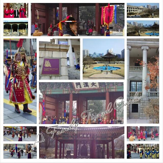 Seoul Attraction Deoksugung Palace
