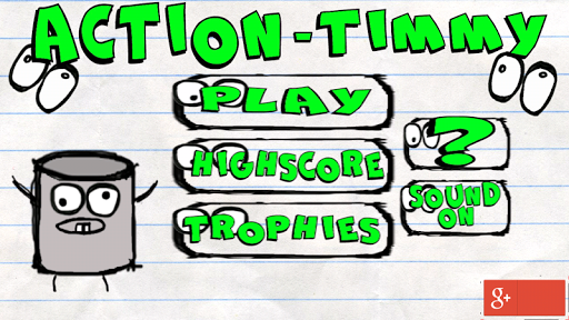 Action Timmy Fun Game