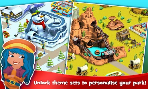 Funpark Friends Deluxe - screenshot thumbnail