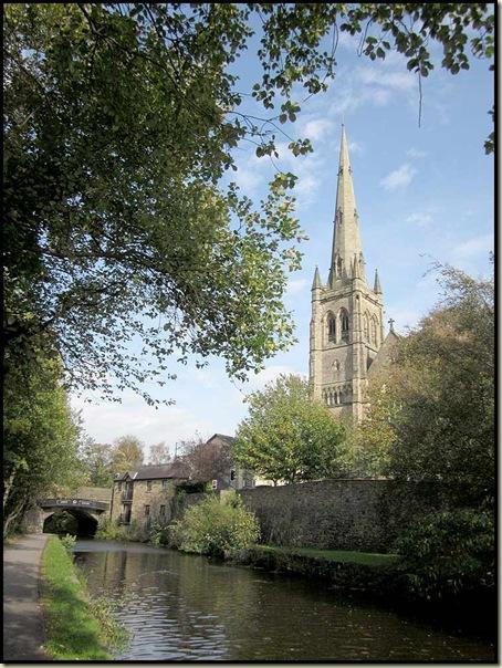 City centre - Lancaster