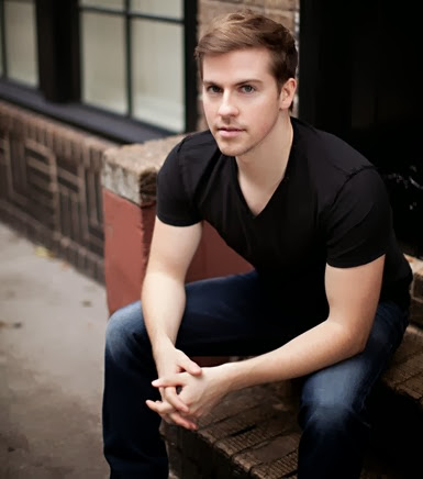 Baritone CHRISTOPHER BOLDUC [Photo by Arielle Doneson, © Christopher Bolduc]