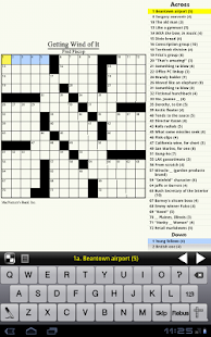 Crosswords- screenshot thumbnail