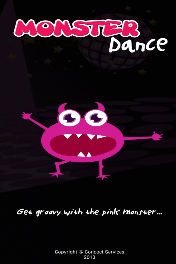 Monster Dance on Christmas - screenshot