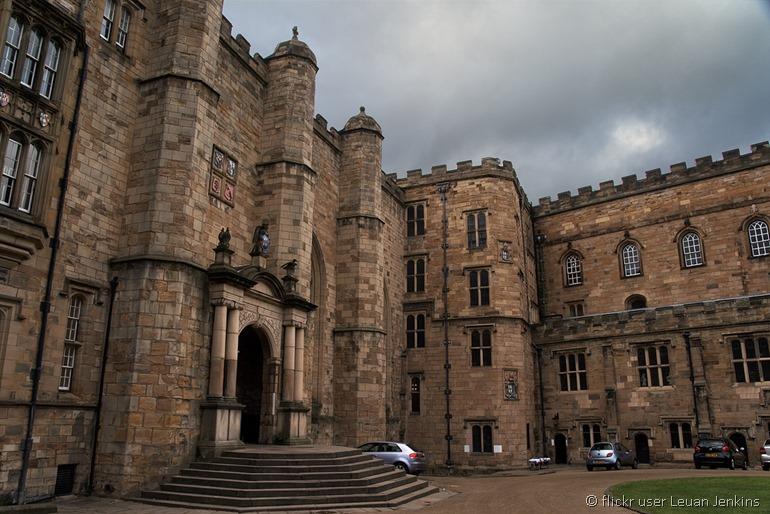 Durham castle flickr user Leuan Jenkins