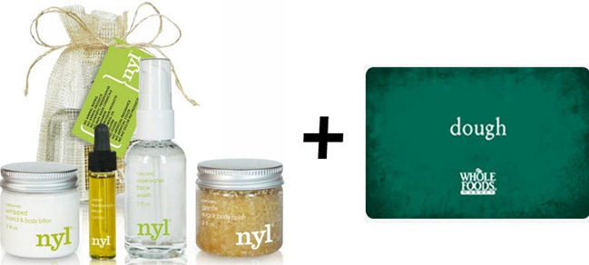 nyl sampler kit prize