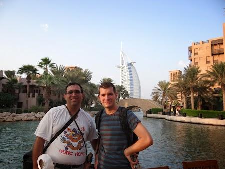 Tudor Totoescu in Dubai