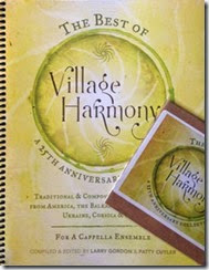 The Best of Village Harmony: A 25th Anniversary Collection