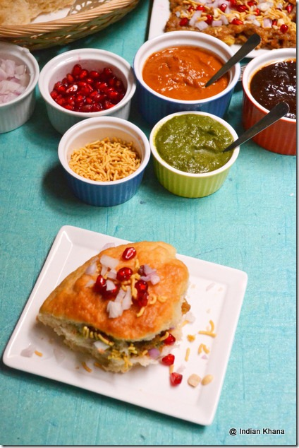 Dabeli Chaat Recipe Easy