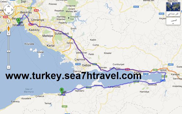 يلوا تركيا زيارة يلوا في تركيا Yalova تركيا