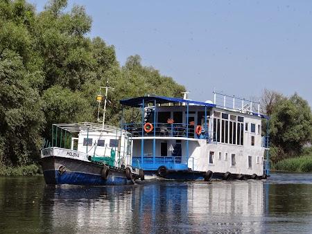 25. Hotel plutitor - Delta Dunarii.JPG