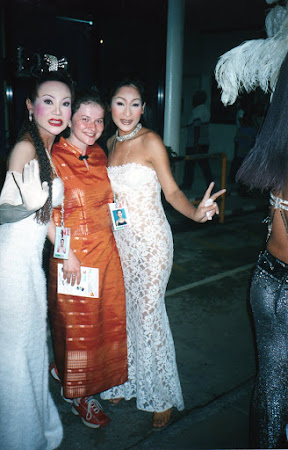 lady boys in Thailanda - Simon's Cabaret in Phuket