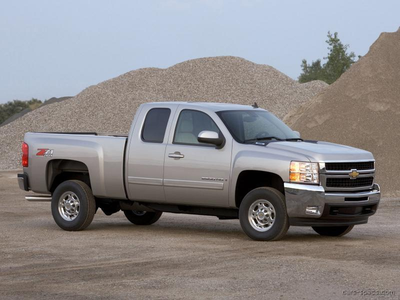 2007 chevrolet silverado 3500hd extended cab specifications pictures prices. Black Bedroom Furniture Sets. Home Design Ideas