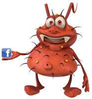 facebook-private-message-on-timeline-bug