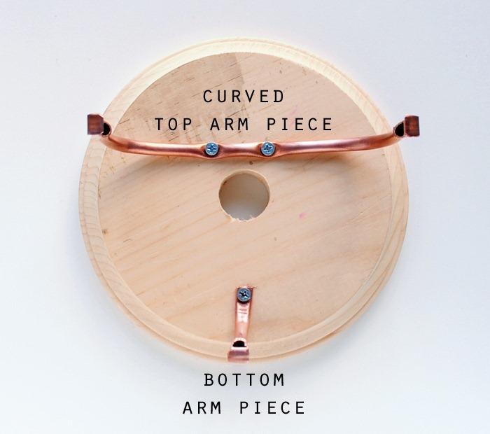 copper arm plan