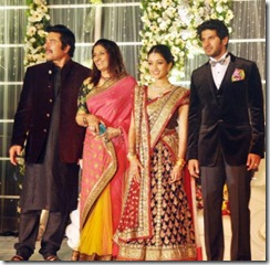 dulquar salman wedding reception2