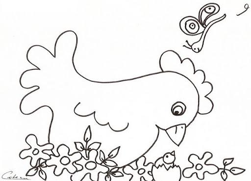 Dibujos Para Colorear Que Empiecen Con La Letra A: Dibujos Que Empiecen Con La Letra J Para Colorear
