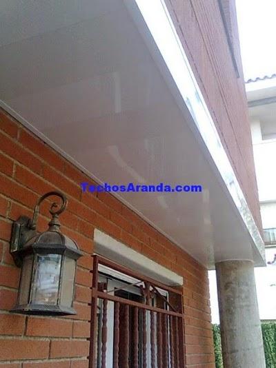 Falsos techos de aluminio Sevilla 1