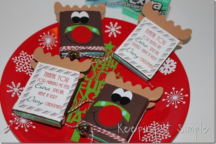 #ad Extra-gum-reindeer-gift #ExtraGumMoments (9)