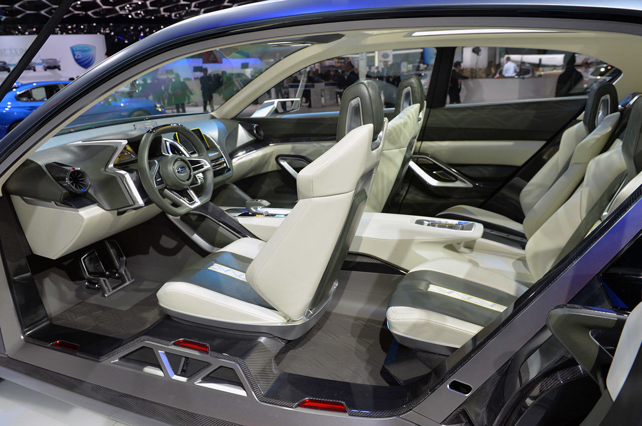 2014 Subaru Viziv 2 Concept Ve Yeni Subaru Wrx Sti Cenevre 39 De Turkeycarblog