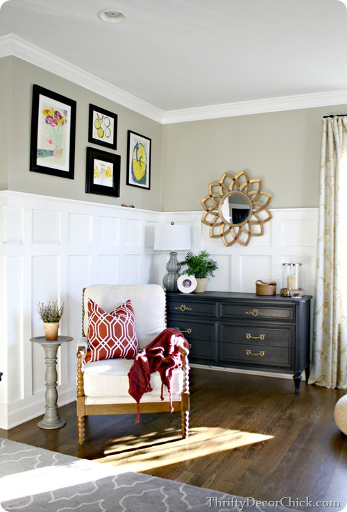 board and batten walls