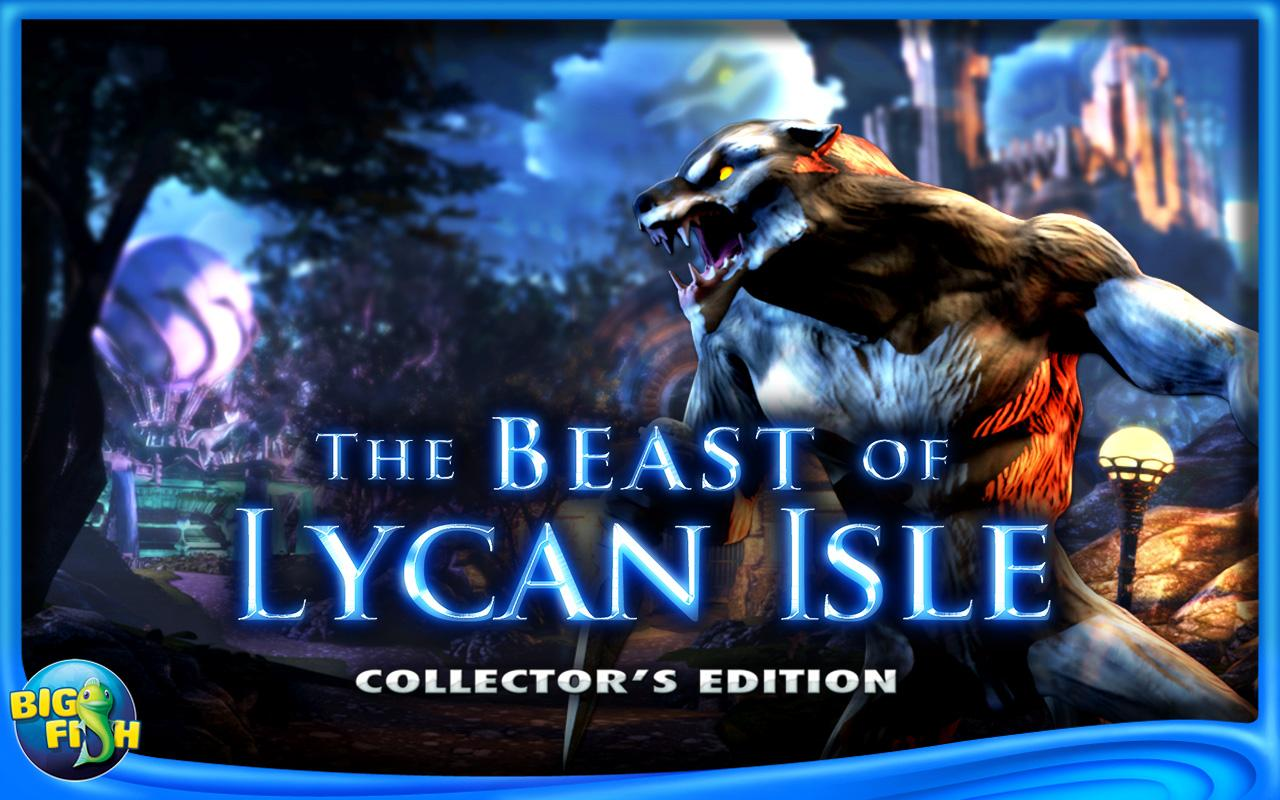 Beast of Lycan Isle CE (Full)- screenshot