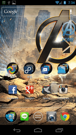 The Avengers Live Wallpaper-03