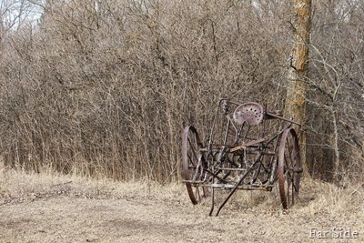 Horse drawn implement