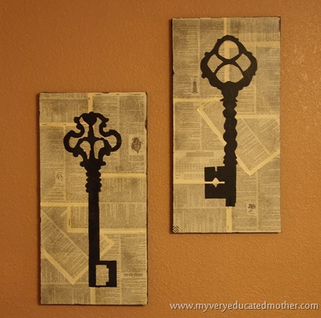 www.myveryeducatedmother.com Skeleton Key Artwork