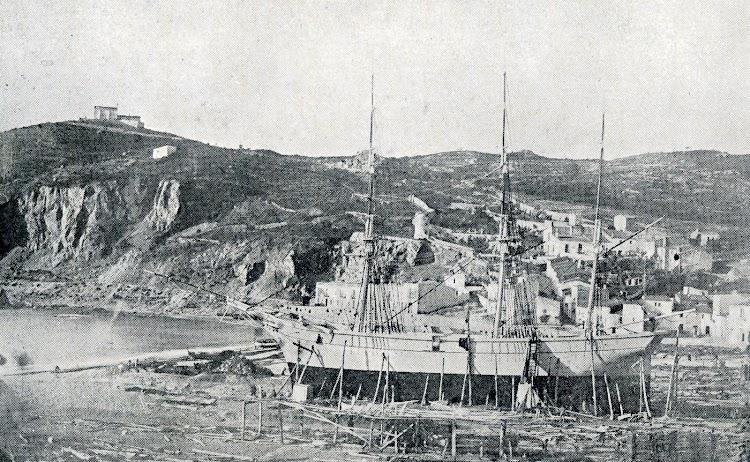 Año 1.871. Construcción del GALOFRÉ. Del libro LA MARINA CATALANA DEL VUITCENTS.jpg