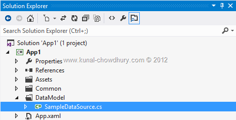 Active Document Sync in Visual Studio 2012 Solution Explorer
