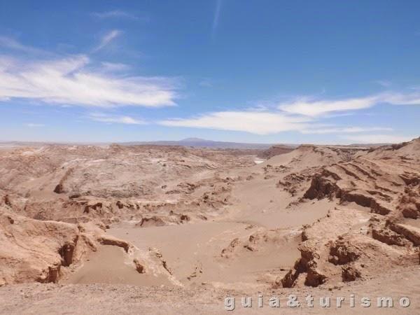 O deserto de perto